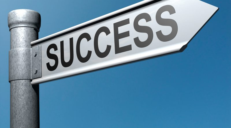 Succes maakbaar