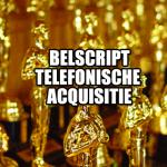 Belscript telefonische acquisitie